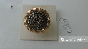 Дизайнерское кольцо AMRITA SING  р-р 17-19