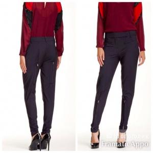 Шерстяные брюки L.A.M.B.