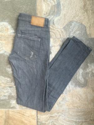 Серые джинсы Diesel Black Gold р-р 27