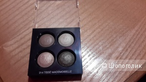 Chanel Les 4 Ombres Multi Effect Quadra Eyeshadow 214 Tisse Mademoiselle