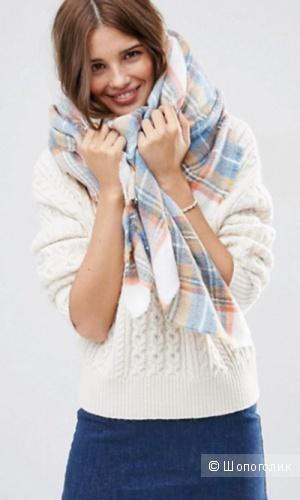 Треугольный платок на шею. ASOS