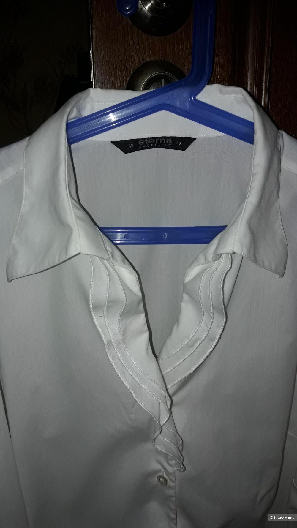 Женская блузка Eterna размер 48