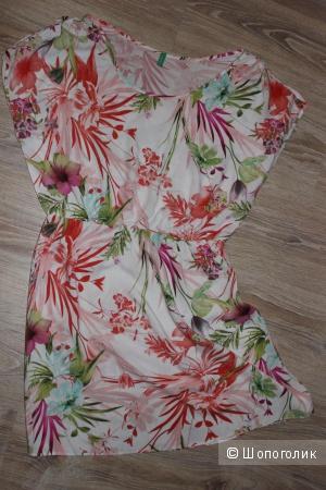 Новое платье BENETTON, размер L