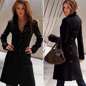 Пальто Via от Victoria's Secret. Р-р 42-44.