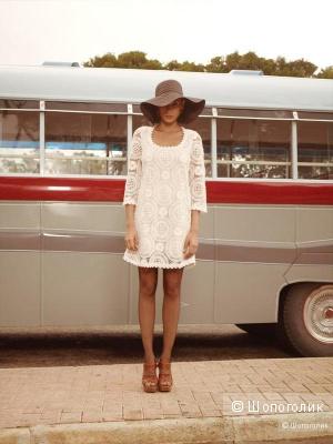 Платье кружевное FRENCH CONNECTION, размер UK 6, наш 42, 44, новое