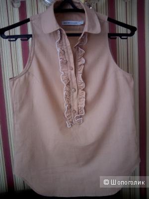 Блузка без рукавов See by Chloe итальянский 38 размер