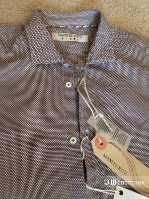 Продаю рубашку мужскую производство Италия.
