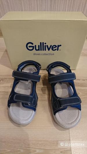Сандалии Gulliver, 31 размер