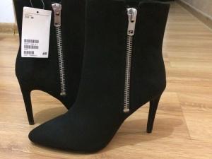 Полуботинки H&M( 5 UK) или 37