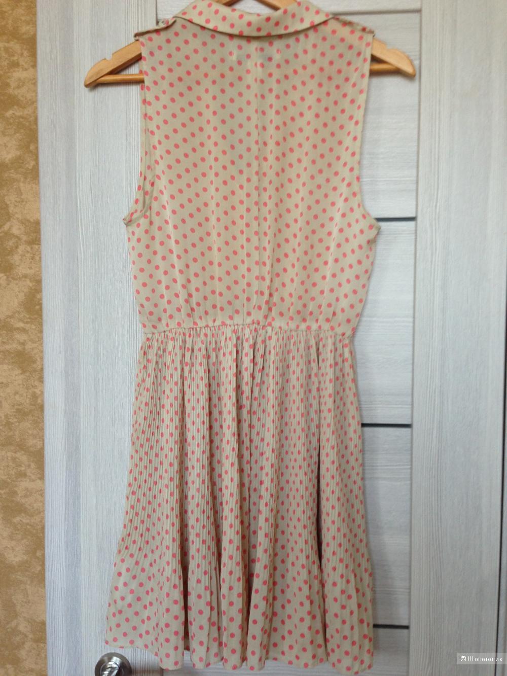 Платье в горох Forever 21