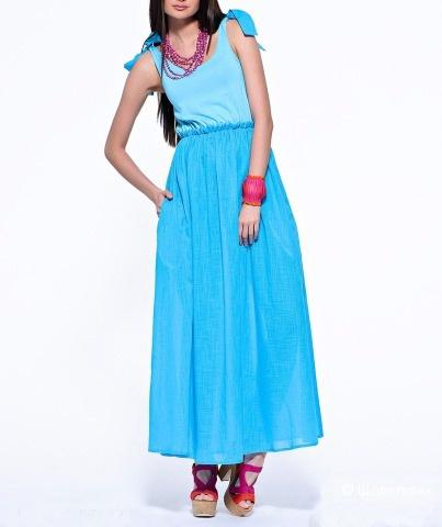 Платье Сарафан впол Vika Smolyanitskaya 48 - 50 - 52р.