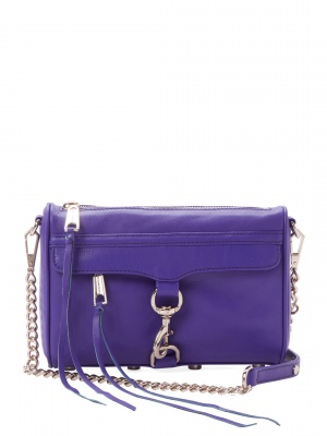 Новая сумка-кроссбоди Rebecca Minkoff M.A.C. Mini Leather Crossbody