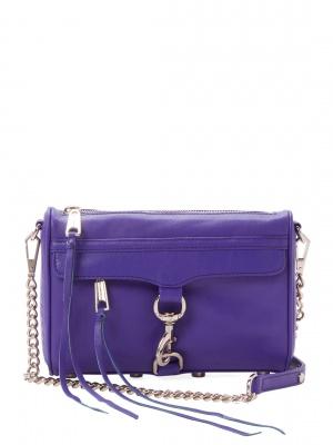Новая сумка-кроссбоди Rebecca Minkoff M.A.C. Mini Leather Crossbody