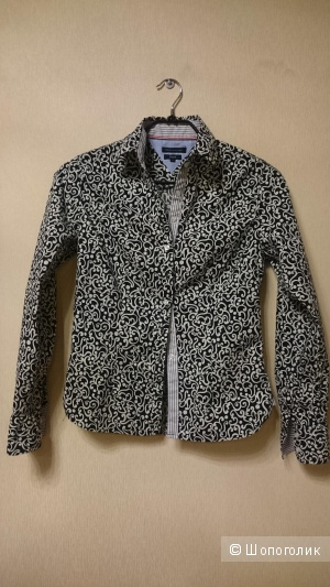 Женская  рубашка Tommy Hilfiger. р.42