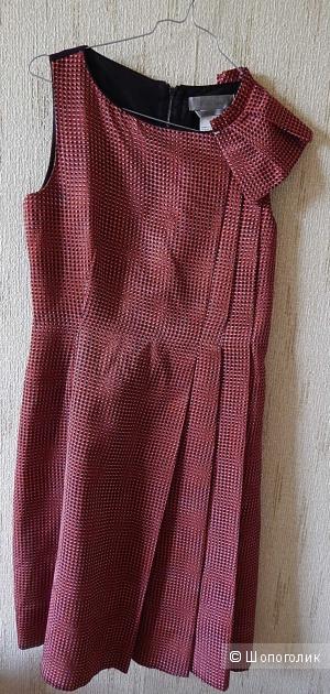 Оригинальное итальянское платье SPORTMAX, размер USA 6/IT 40/F 38,  российский 44 (М)