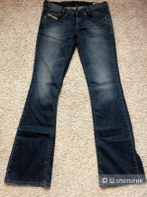 Новые джинсы клеш Diesel 30/34