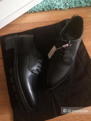 Новые женские ботинки Uterque 39-40