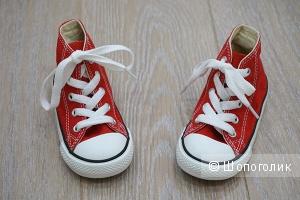 Новые Converse для мальчика