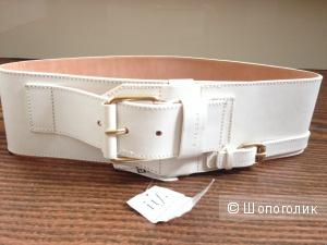 Givenchy  широкий ремень от кутюр р.S