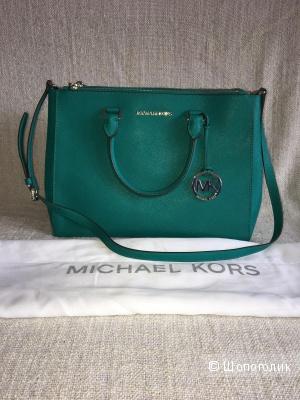 Michael Kors Sutton Large Saffiano Leather Satchel