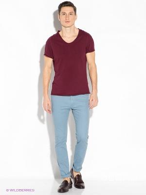 Джинсы брюки мужские Oodji (OGGI) 44 размер