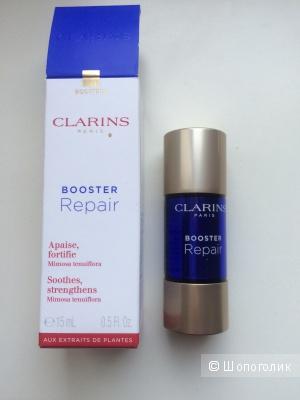 Clarins Booster Repair Apsis fortified Mimosa tenuiflira. Хит у Clarins!!!