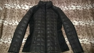Облегченная куртка пуховик Laundry by shelli segal