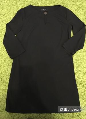 Чёрное платье Incity 44 размер