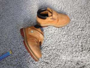 Детские ботинки Timberland б/у EU25