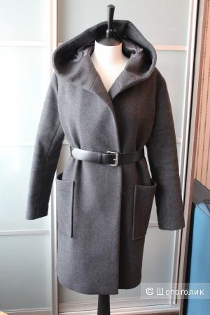 Новое шерстяное пальто Sinequanone размер L