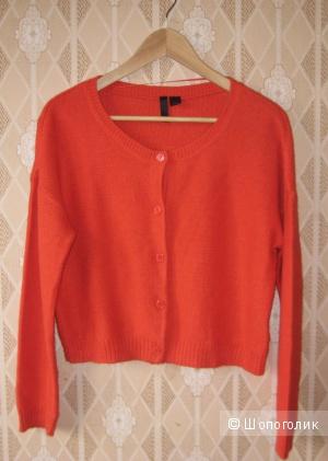 Кофта морковно-оранжевая H&M