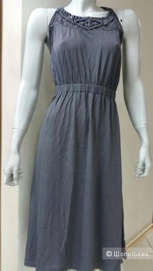 Платье с открытой спиной  от  Madewell  (S) 42-44  р-р