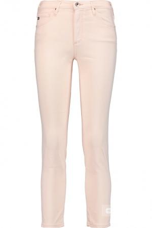 AG Jeans укороченные джинсовые брючки-скинни, размер 24