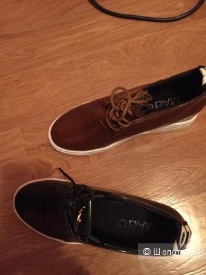 Обувь комплектом на широкую ногу р 37 24,5 см