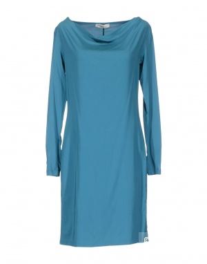 Платье цвета морской волны, 44, Италия