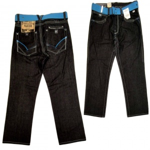 Джинсы мужские Parish Nation Jeans Electric Blue