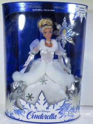 Новая коллекционная барби Disney Cinderella Princess Special Edition 1996 года