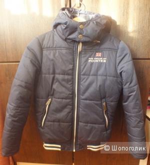 Куртка на мальчика,POINTER, рост 152