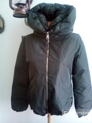 Куртка пуховик- биопух Италия размер М (46)