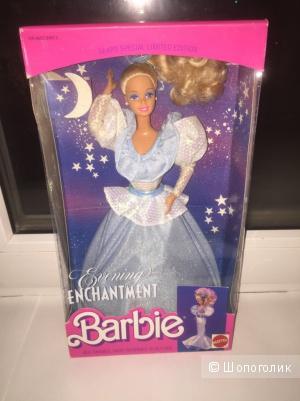 Новая коллекционная барби Evening Enchantment Barbie 1989 года