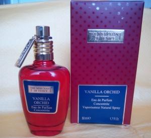 Парфюмерная вода Vanilla Orchid The Merchant of Venice, 50 мл