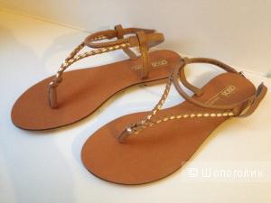 Сандалии Asos кожаные 37-38 размер