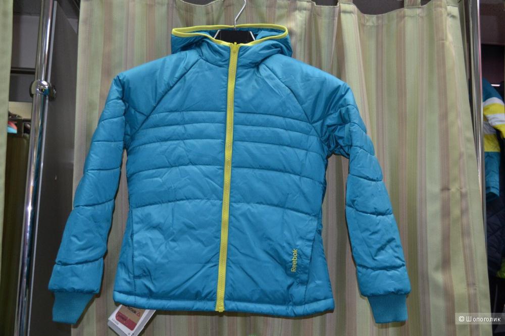 Курточки двухсторонние Reebok 128 и 140