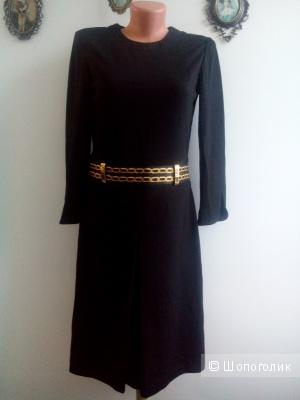 Платье черное CLASS ROBERTO CAVALLI размер 44