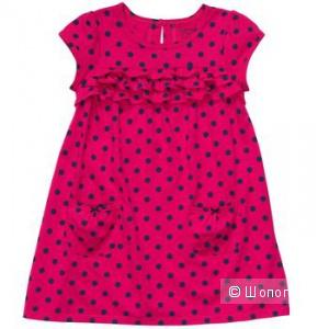 Новое платье CarterS на рост 98-104 см