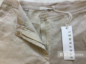 Льняные брюки Stefanel, новые