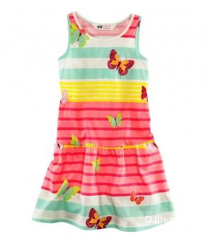 Новое легкое летнее платье H&M