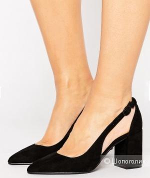 Элегантные туфли 37 размера