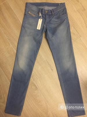 Новые Итальянские джинсы Diesel. Размер 27.