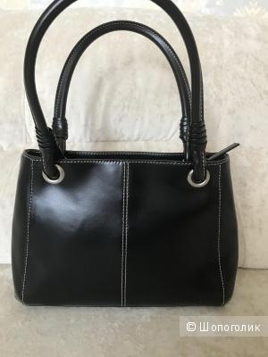 Маленькая женская сумка из натуральной кожи